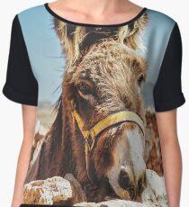 Donkey Chiffon Top