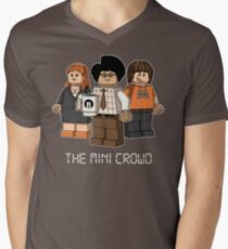 The MINI Crowd Mens V-Neck T-Shirt