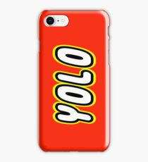 YOLO by Customize My Minifig iPhone Case/Skin
