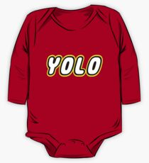YOLO by Customize My Minifig One Piece - Long Sleeve