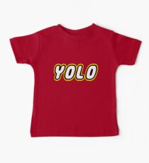 YOLO by Customize My Minifig Kids Clothes