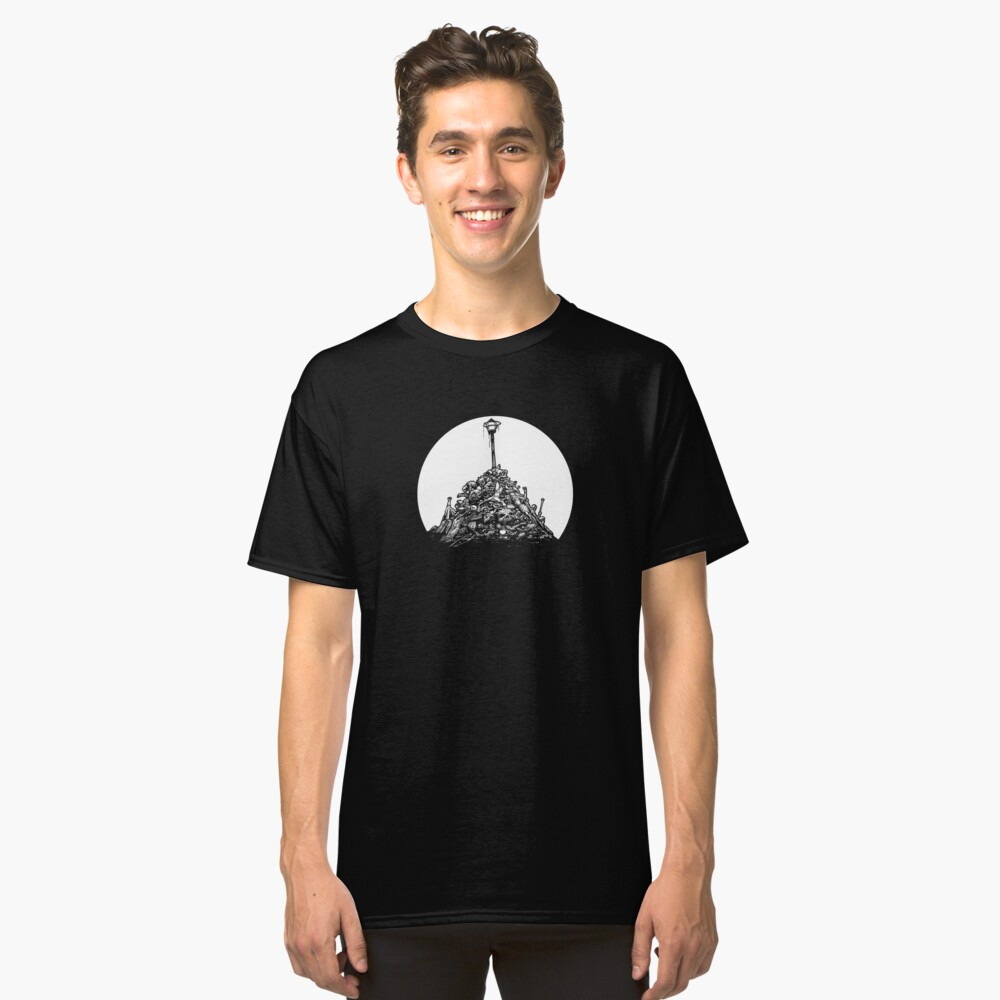 Call of the Light Classic T-Shirt Front