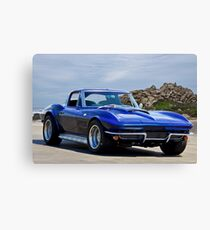 1964 Corvette Stingray  Canvas Print
