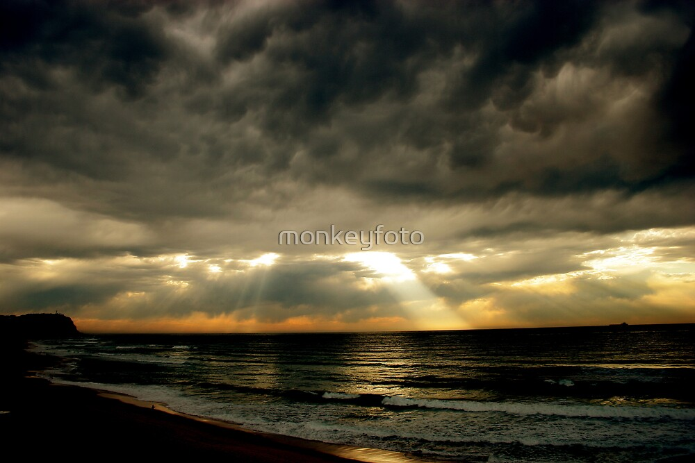Merewether/Bar Beach by monkeyfoto