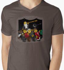 Science, The Musical Men's V-Neck T-Shirt