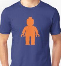Minifig [Orange]  T-Shirt