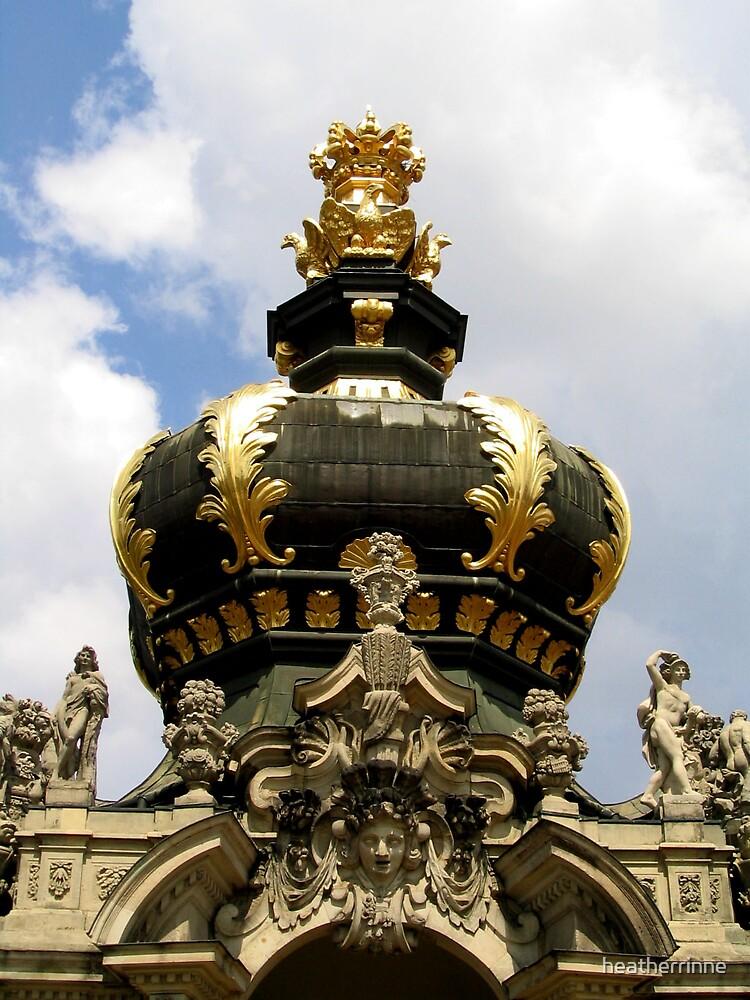 Dresden Skyline by heatherrinne