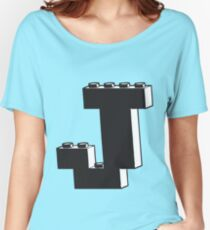 THE LETTER J  Women's Relaxed Fit T-Shirt