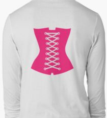 Pink Corsage T-Shirt