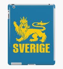 SVERIGE iPad Case/Skin