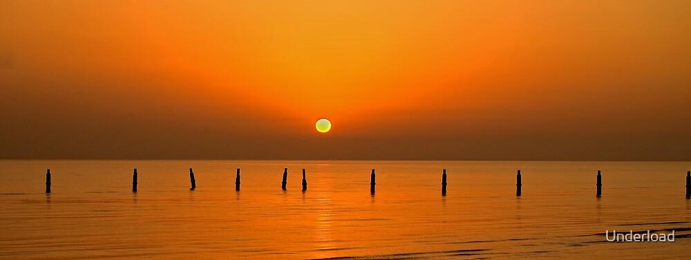 Moody Sunrise by Underload