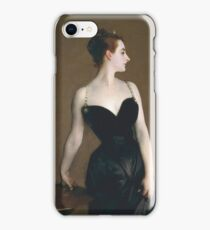 Emily Sargent - Madame X iPhone Case/Skin