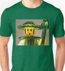Ching Dynasty Chinese Warrior Custom Minifig T-Shirt