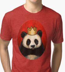 LONG LIVE THE PANDA Tri-blend T-Shirt