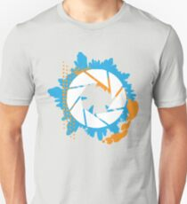 Portal - Abstract Aperture Logo T-Shirt
