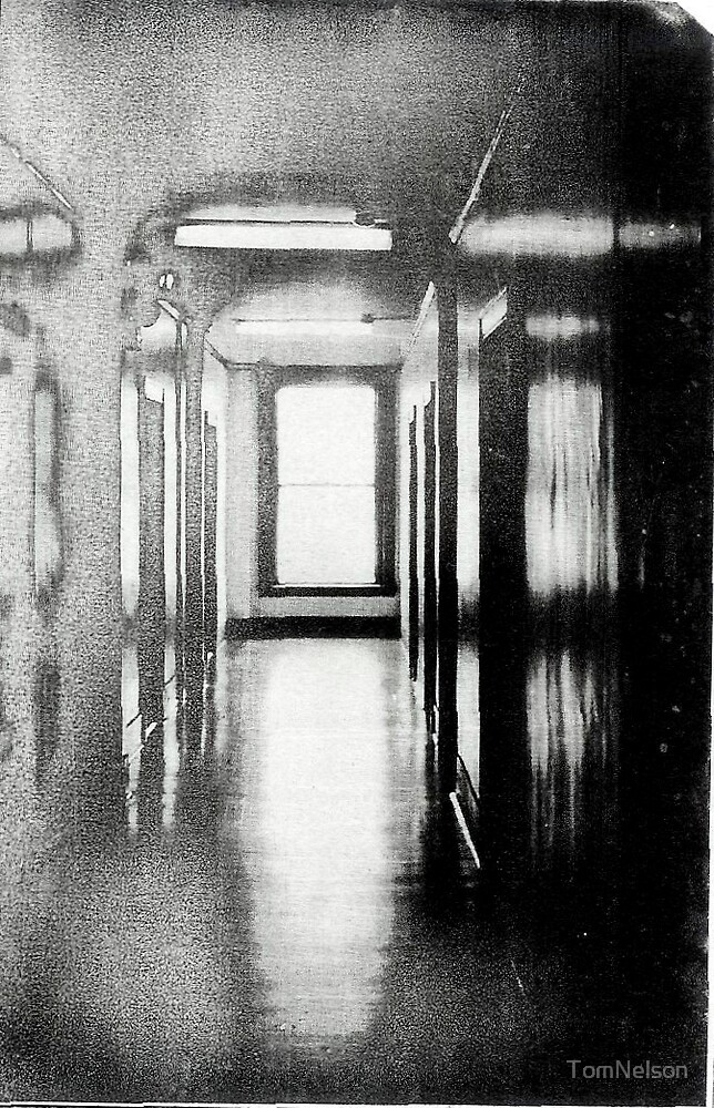 Hallway by TomNelson