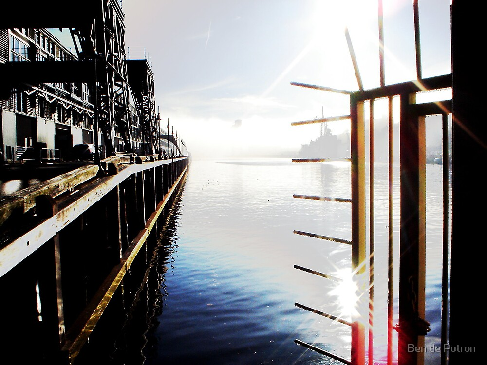 The Docks  by Ben de Putron