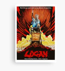 Logan Assassin Canvas Print