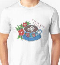 Love you a Latte  Unisex T-Shirt