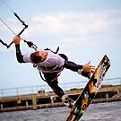 Kite Boarder by Chris Annable