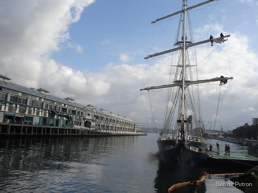 The Docks 2 by Ben de Putron