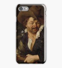 Ary De Vois - The Merry Fiddler iPhone Case/Skin