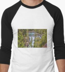 Wild River Men's Baseball ¾ T-Shirt