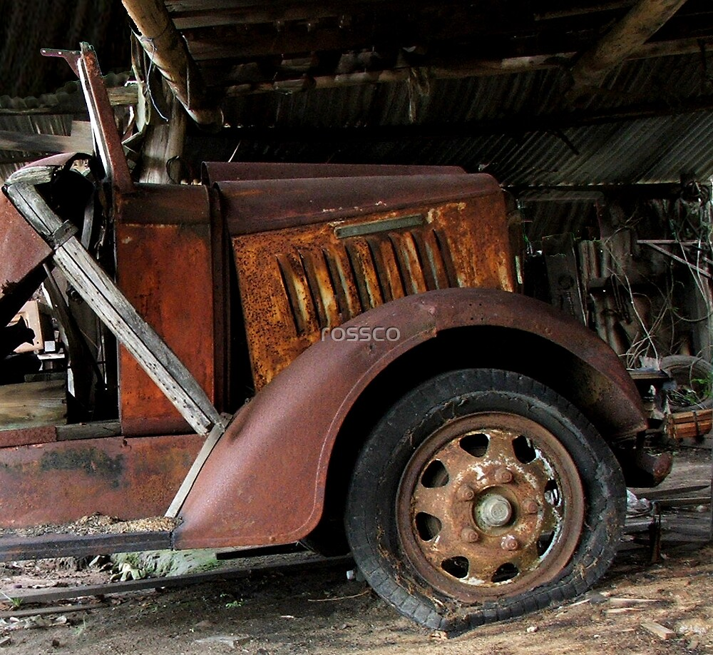 The Speedwagon by rossco