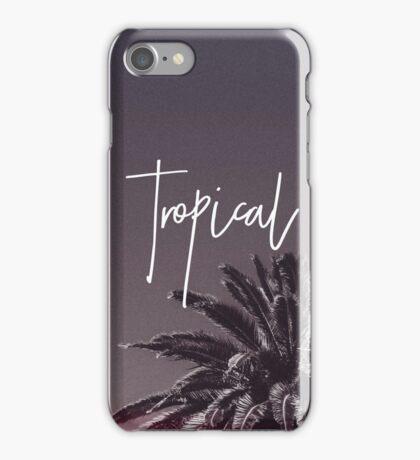 Tropical '16 iPhone Case/Skin
