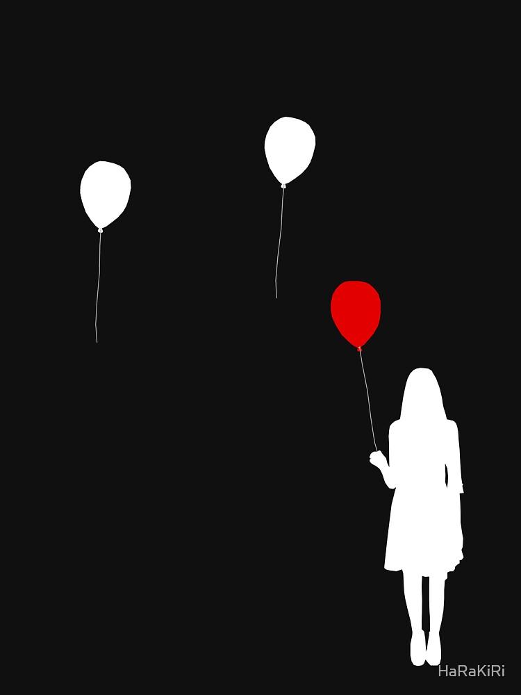White Balloons by HaRaKiRi