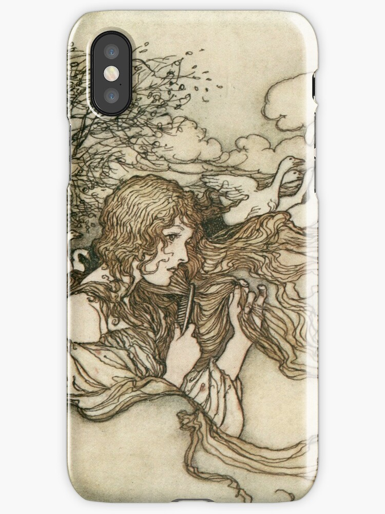 Arthur Rackham - Snowdrop And Other Tales by artcenter