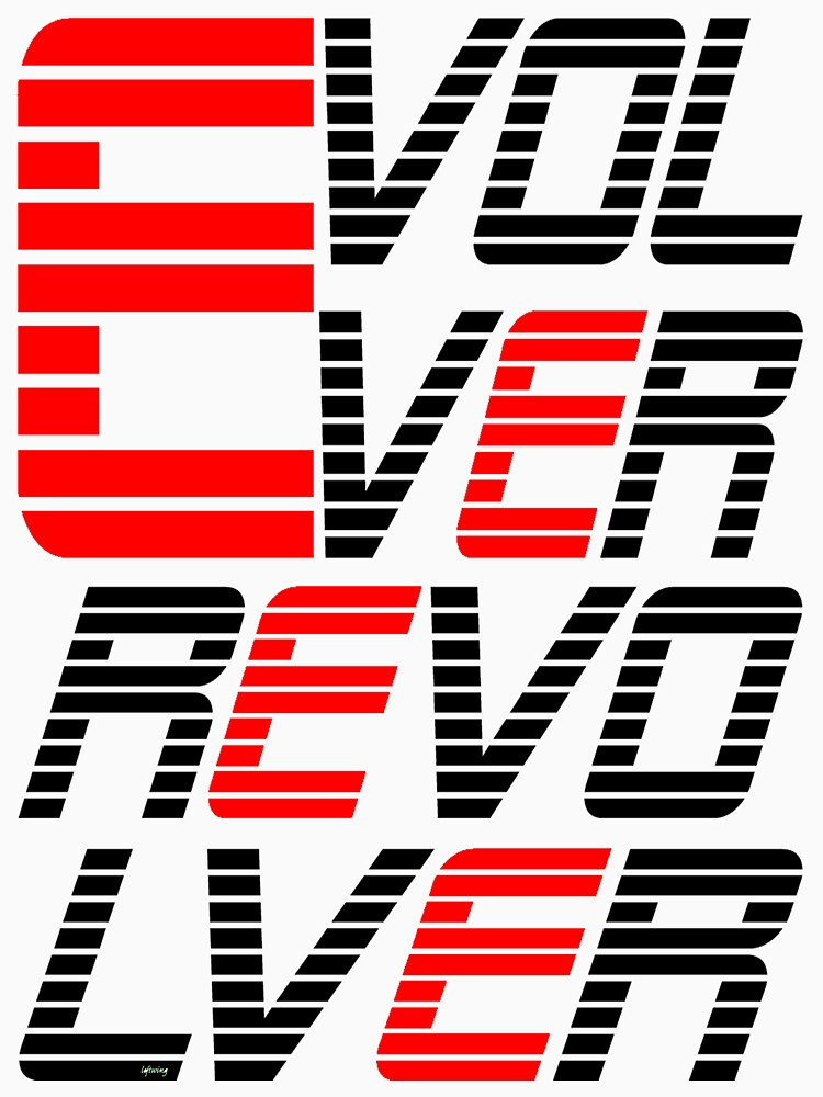 Evolver Revolver by Leftwing
