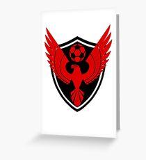 Atreides Futbol Club Greeting Card
