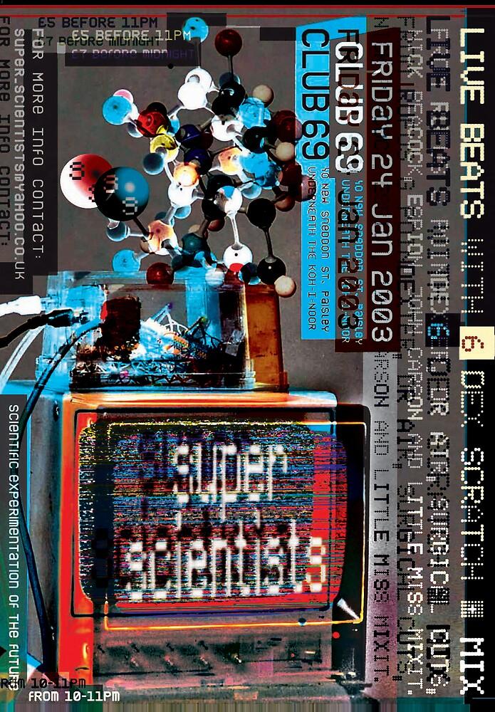 Super Scientists Flyer24/01/2003 by santakaoss