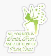 Fairy Quote Sticker