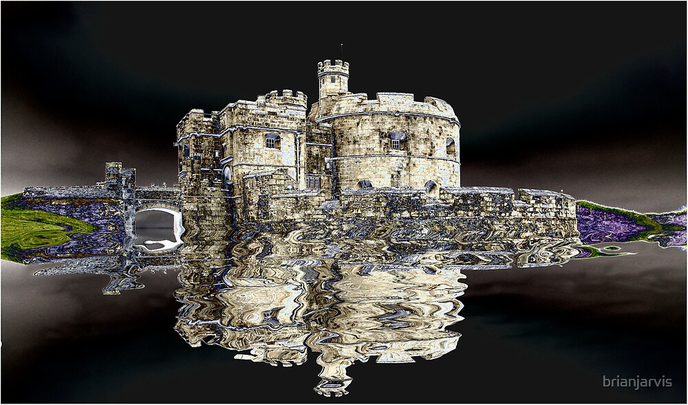 Falmouth Castle. by brianjarvis