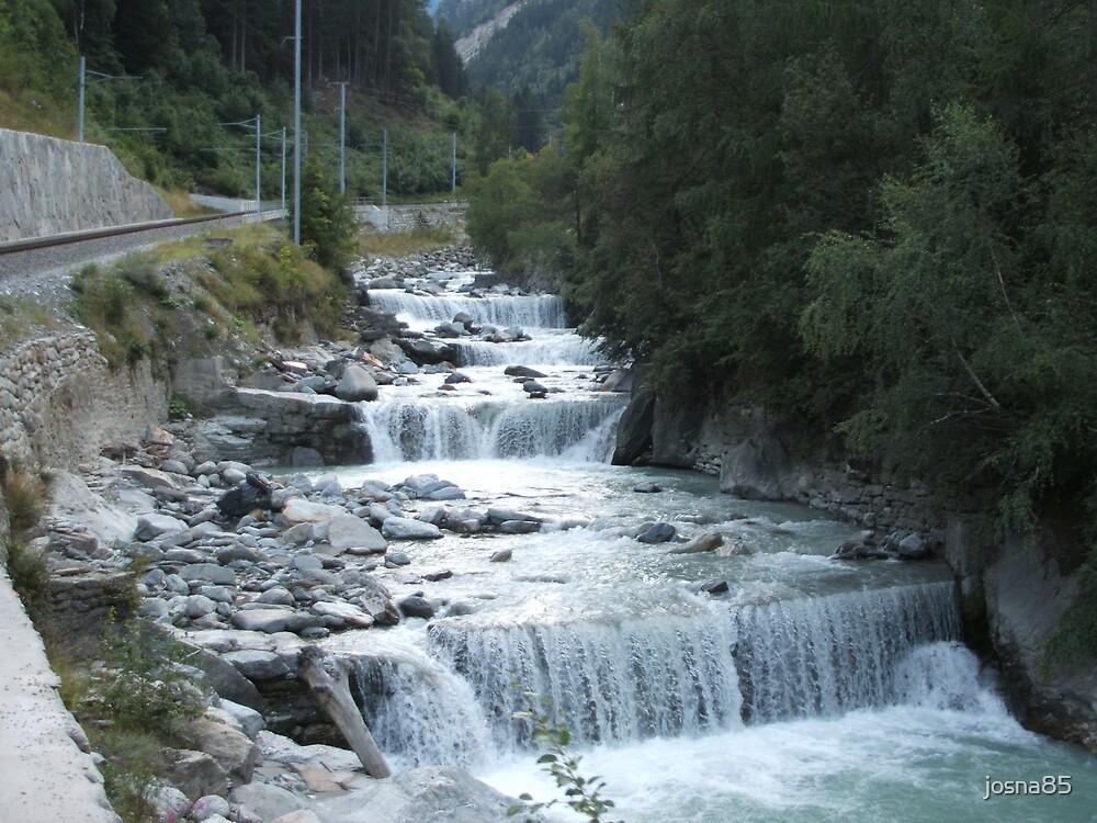 water stream by josna85