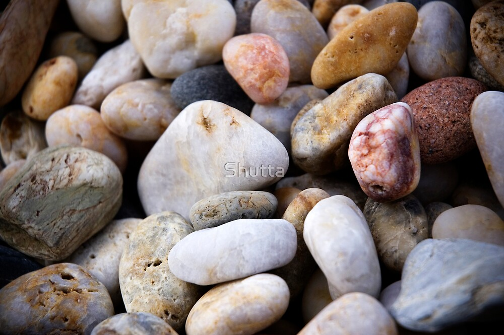 Pebbles by Shutta