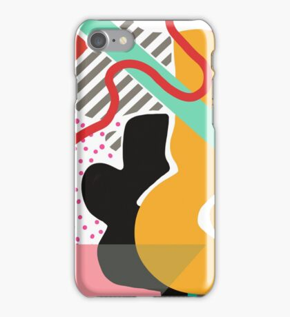 Abstract design 3 iPhone Case/Skin
