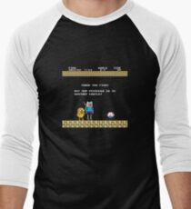 Another Castle! Men's Baseball ¾ T-Shirt