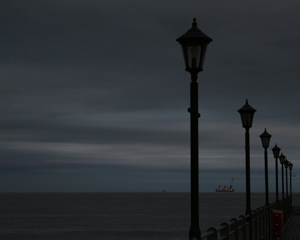 Near Dark by David Pearson