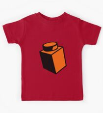 1 x 1 Brick  Kids Tee