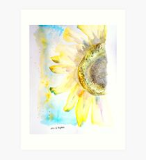 September Sunshine Art Print