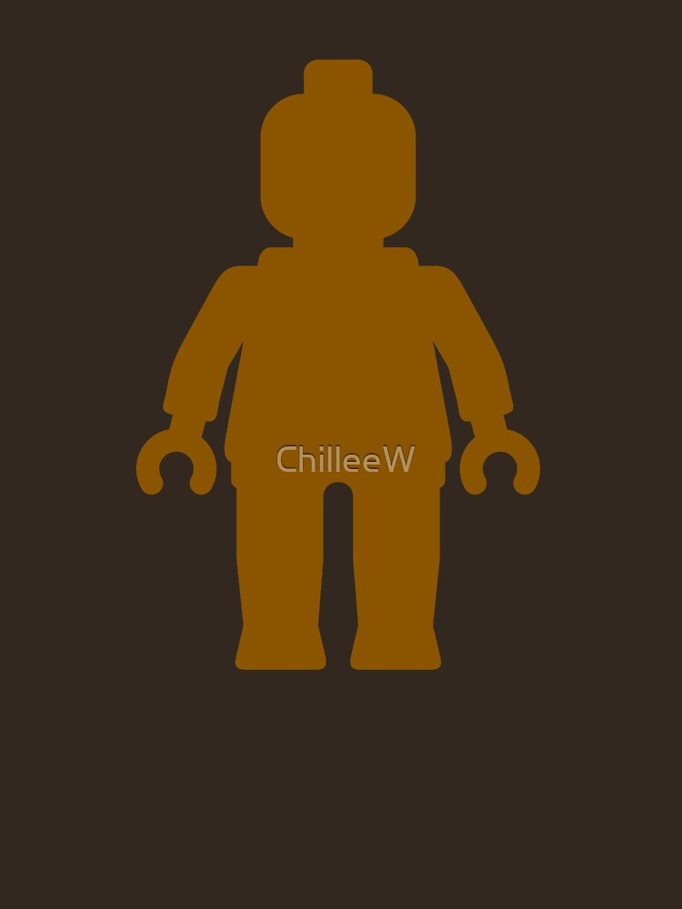 Minifig [Brown]  by ChilleeW