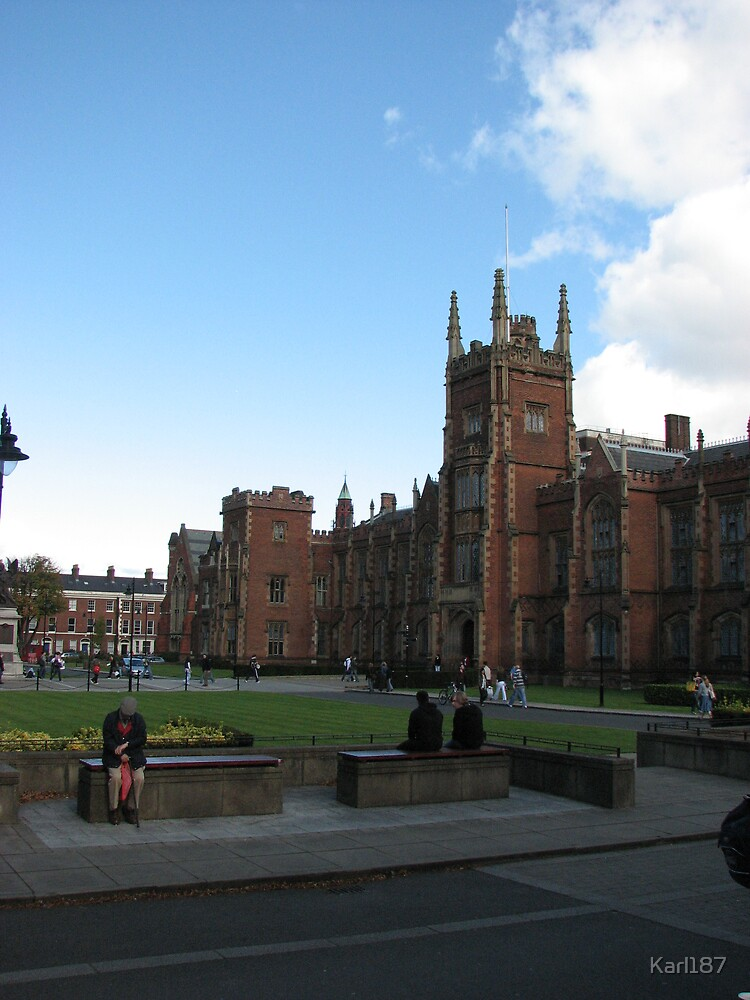 Queen's University Belfast by Karl187