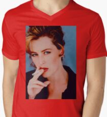 Gillian Anderson Smoking T-Shirt