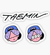 Pegatina SHINee - Taemin