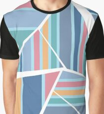 CRAZY STRIPES Graphic T-Shirt