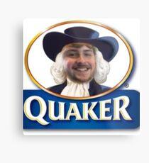 Quaker Jesse Metal Print