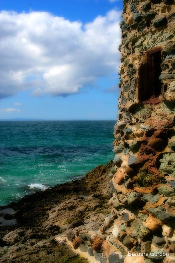 Tower Window by Barbara Gordon